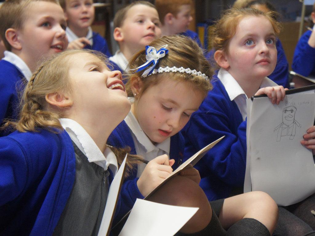 Poetry Workshops for Schools