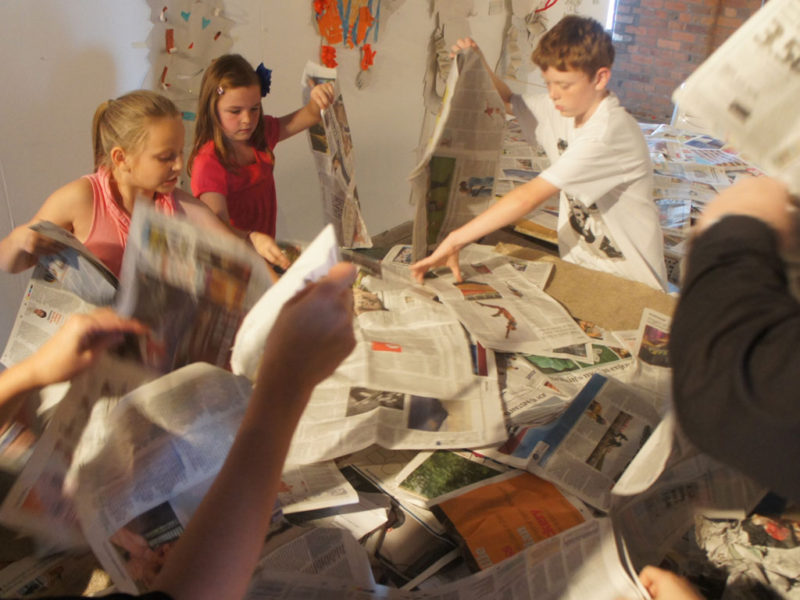 School Arts Week Workshops