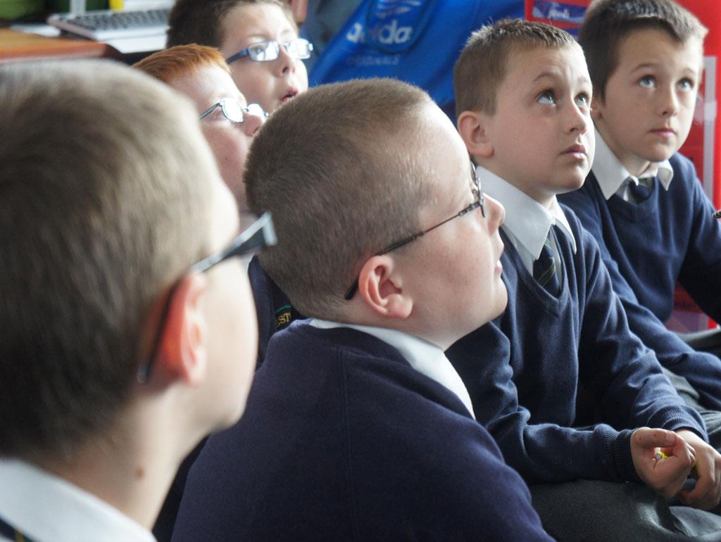 Maths Workshops for Schools in Scotland