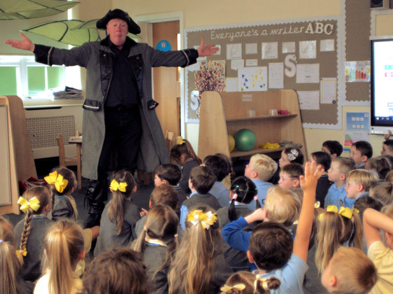 Science Workshops for Primary Schools – Creative Science Workshops for EYFS – KS2