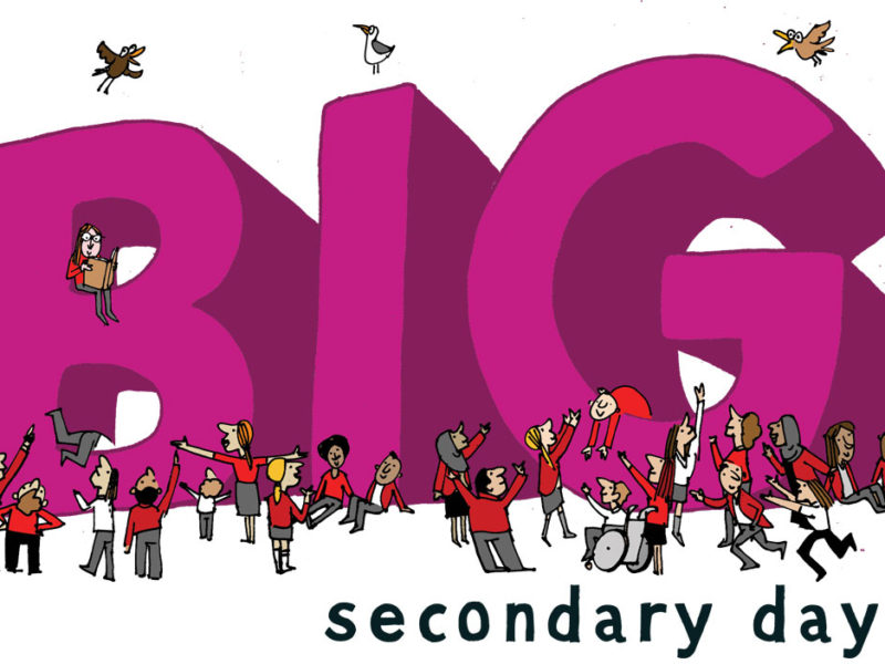 Big Secondary Days – Enriching education through a creative approach to the curriculum