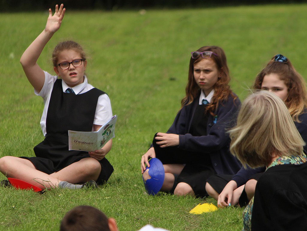 Blog: Learning Outside the Classroom