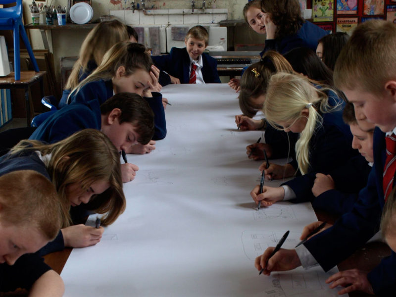 Creative Literacy Programmes for Secondary Schools