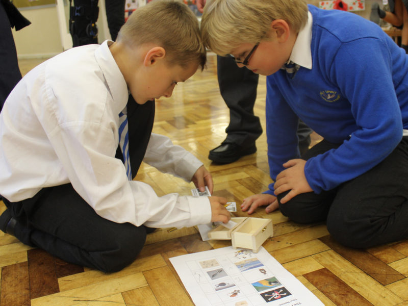Case Study: Creative Maths Workshop – The Pirate's Challenge!