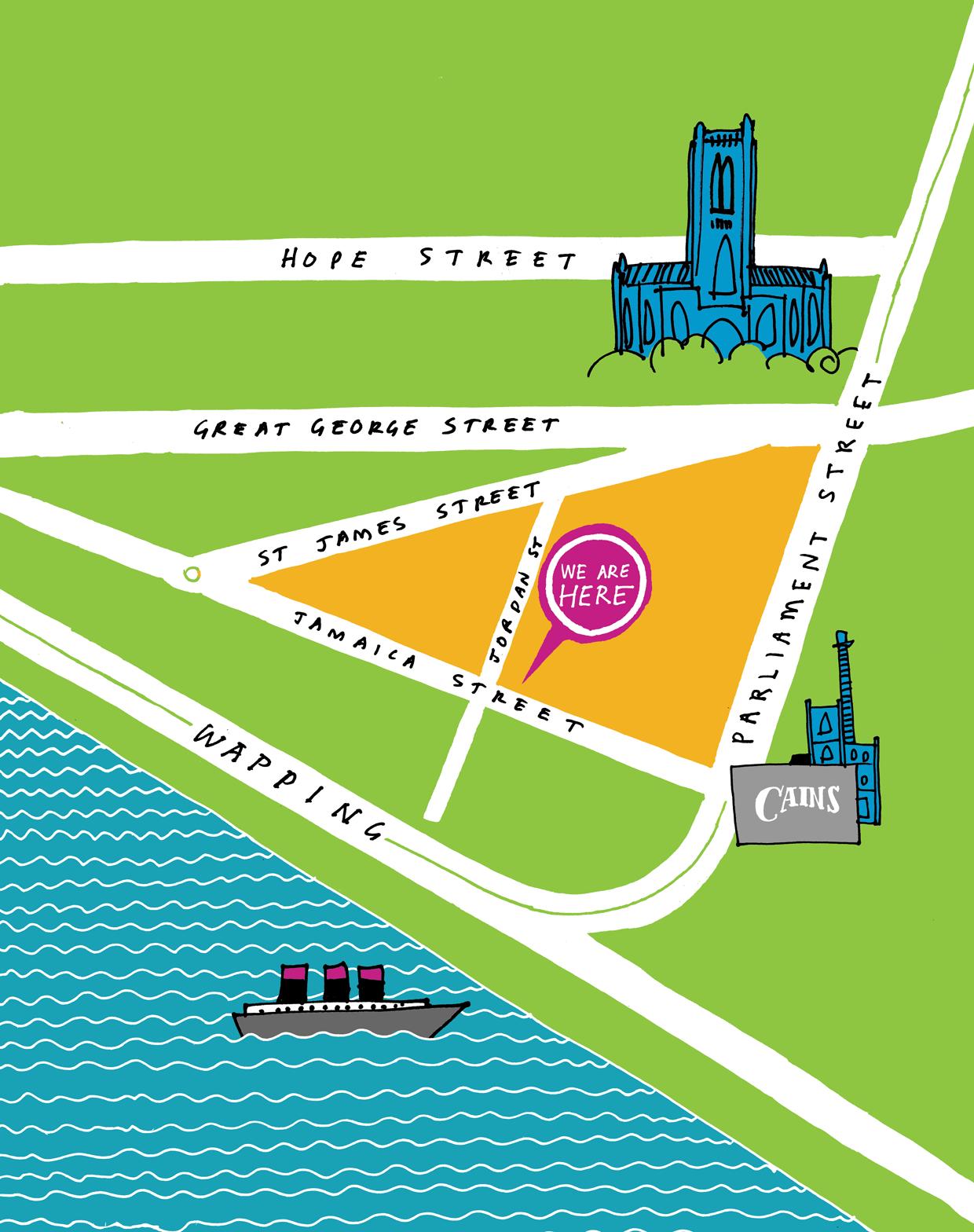 as creatives map