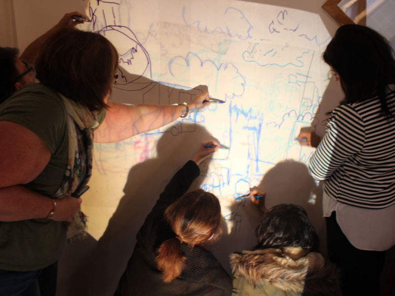 The Big Draw 2018 – Art Play CPD – Thursday 27th September 2018